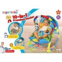 Bouncer Sugar Baby Premium Rocker Jual