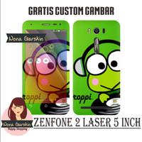 Garskin Zenfone 2 Laser 5 inch - Keropi
