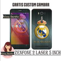 Garskin Zenfone 2 Laser 5 inch - Madrid