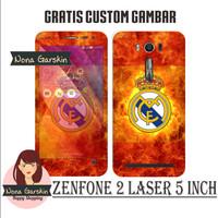 Garskin Zenfone 2 Laser 5 inch - Madrid Api