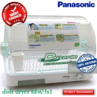 Panasonic Dish dryer FD-S03S1 Asli & Bergaransi