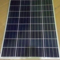 Solar panel / panel surya 100wp promo