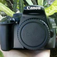 Canon Eos 1100D Kit 18-135mm Is Mulus Fulset Murah!