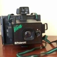 Kamera Polaroid Jadul 1980 Aunthentic Original Viva Film