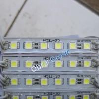 Lampu Led SMD Variasi Modul 6 Mata Waterproof 5050 No 3 Mata, Strobo