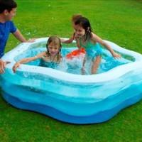 Kolam Renang Anak / Summer Colours Swim Centre Pool - INTEX #56495