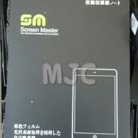 Anti Gores Tablet ADVAN T1J Screen Guard Merk Screen Master