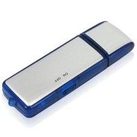 USB Flashdrive Voice Recorder/Flashdisk Perekam Suara 8GB (Blue)