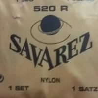 senar gitar nylon savarez type 520r for profesional