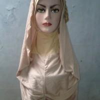 Pasmina instan/Jilbab Instan Bergo/Kaos