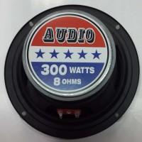 SPEAKER 6 INCH WOOFER AUDIO 300 WATTS 8 OHMS
