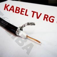kabel tv / kabel antena tv rg6 rg 6 / Kabel Coaxial RG-6