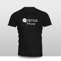 Kaos Baju Pakaian GADGET HANDPHONE Himax H One Logo Font murah