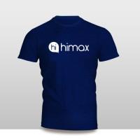 Kaos Baju Pakaian GADGET HANDPHONE Himax Logo Font murah
