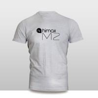 Kaos Baju Pakaian GADGET HANDPHONE Himax M2 Logo Font murah