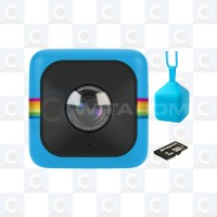 Polaroid Cube+ Action Camera (Blue)