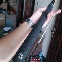 di jual stick billiard lucasi lh-sp (zero-flex_point shaft)