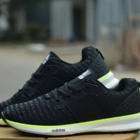 ADIDAS PURE BOOST ORIGINAL PREMIUM BLACK