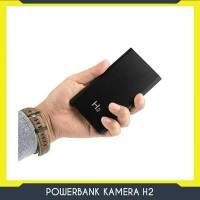 Powerbank Kamera H2 / Powerbank Spy Kamera