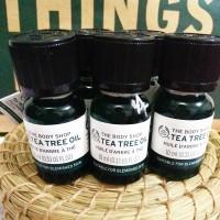 Tea Tree Oil ORIGINAL The Body Shop