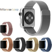 NOTO Magnetic Closure Milanese Loop APPLE Watch STRAP Band 38mm