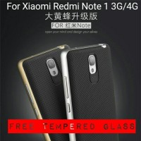 CASING XIAOMI REDMI NOTE 1 3G/4G IPAKY CASE COVER BUMPER ORIGINAL