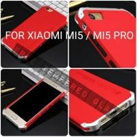 Casing Xiaomi Mi5 / Mi 5 Case Cover Bumper Glass Element Case Solace