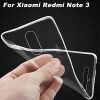 Casing Case Cover Ultra Thin Softcase Jelly Xiaomi Redmi Note 3