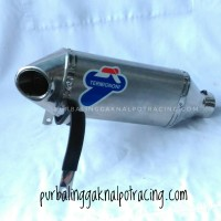 Knalpot racing Pulsar 200NS Vixion Cb Cbr 150r r15 R25 Termignoni sapu