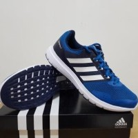 Sepatu Running Adidas Duramo 7 M Blue Navy