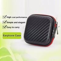 Tas Kotak Penyimpanan Earphone Dompet Headphone Case Headset Handsfree