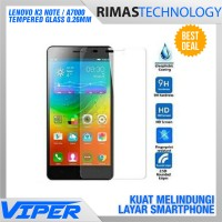 terbaru Lenovo K3 Note / A7000 - Tempered Glass Protection Scre lucu S