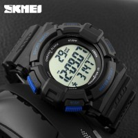 tested SKMEI Pedometer Sport Watch Water Resistant 50m DG1116S unik SP