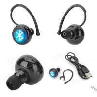 terbaru Wireless Headset Bluetooth V.3.0 with Microphone telolet Mu