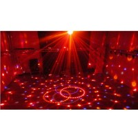 terbaru MP3 Player Crystal Magic Ball Sound Activated LED Disco keren<