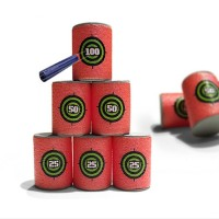 6 Pcs EVA Soft Target for Nerf Gun N-strike Nstrike N Strike Blasters