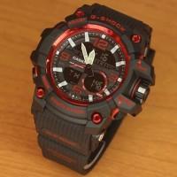 Jam Tangan Pria Casio G-shock Mudmaster Super Premium Black Red
