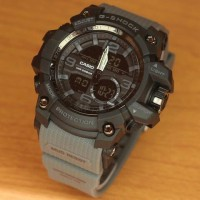 Jam Tangan Pria Casio G-shock Mudmaster Super Premium Grey