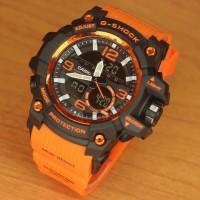 Jam Tangan Pria Casio G-shock Mudmaster Super Premium Orange