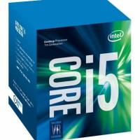 Processor Intel Core i5-7500 3.4Ghz Box Socket 1151 Kabylake Series