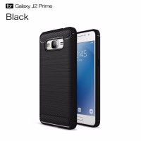 Case Samsung Galaxy J2 Prime Ipaky Carbon Soft Series