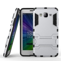 Case Ironman Samsung Galaxy J2 Prime Series With Kick Stand