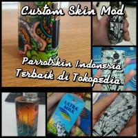 Lapak Garskin skin Sticker Custom untuk pembayaran via hp android