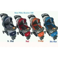 PLIKO - BOSTON STROLLER BAYI