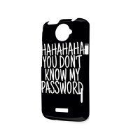 Hahhaha Case for HTC One M7, M8, M9, X