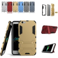 Case Ironman Oppo F1s A59 Series With Kick Stand