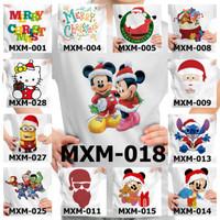 BEST PRICE Kaos / Baju Anak Natal Laki Laki/ Christmas Edition - 13
