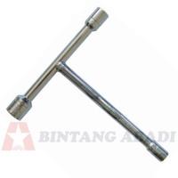 Lippro Kunci Sock T 3 IN 1 (10 x 11 x 13 mm) / T Socket Wrench 883-03