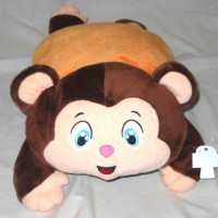 Bantal Cute Monkey Monyet Hamoko Kado Ulang Tahun-Gift A510337M