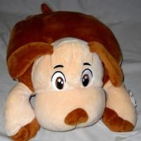 Bantal Cute Dog Anjing Hamoko Kado Ulang Tahun-Birthday Gift A510337A